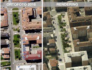 Piazza Risorgimento: TRA PROMESSE E REALTÀ … ALBERI ABBATTUTI