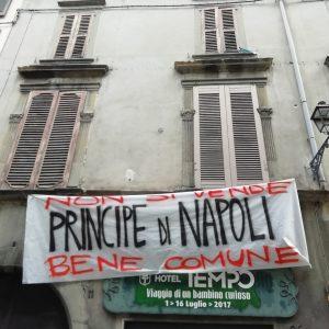 IL PRINCIPE DI NAPOLI NON SI VENDE
